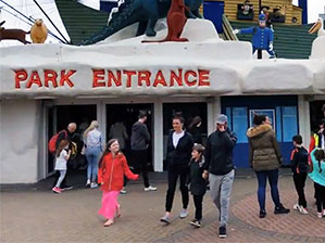 A couple of gripes about Blackpool Pleasure Beach