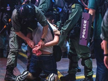 China passes new controversial Hong Kong security law