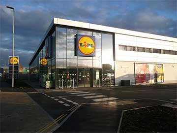 Lidl and budget supermarkets - quantity over quality
