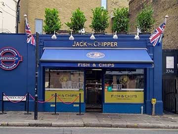 Jack the Chipper restaurant boycotted by customers