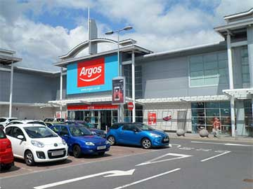 No help from Argos online with Love2Shop gift vouchers