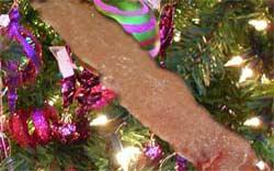 Christmas shopping at Tesco