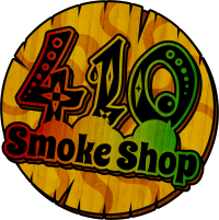 410 Smoke Shop logo