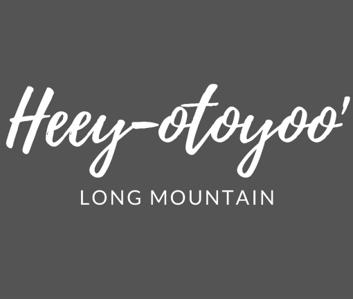 Heey-otoyoo' Long Mountain Pikes Peak T-shirt graphic