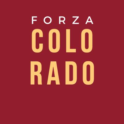Forza Colorado t-shirt graphic