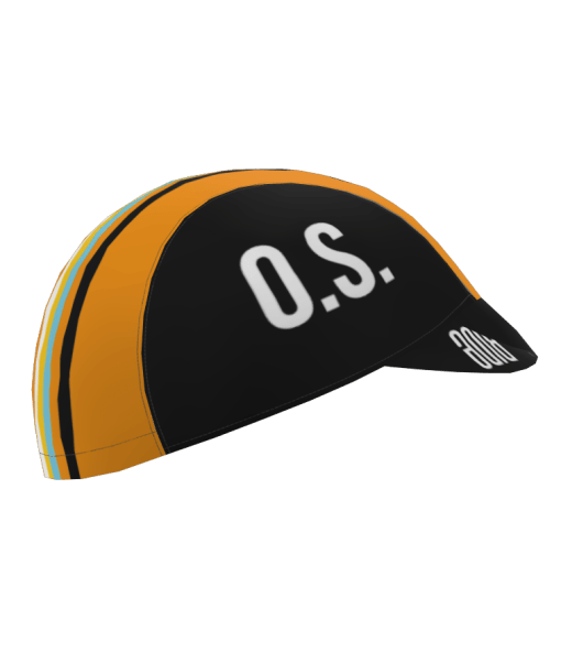 The side view of the 719 Ride cycling cap
