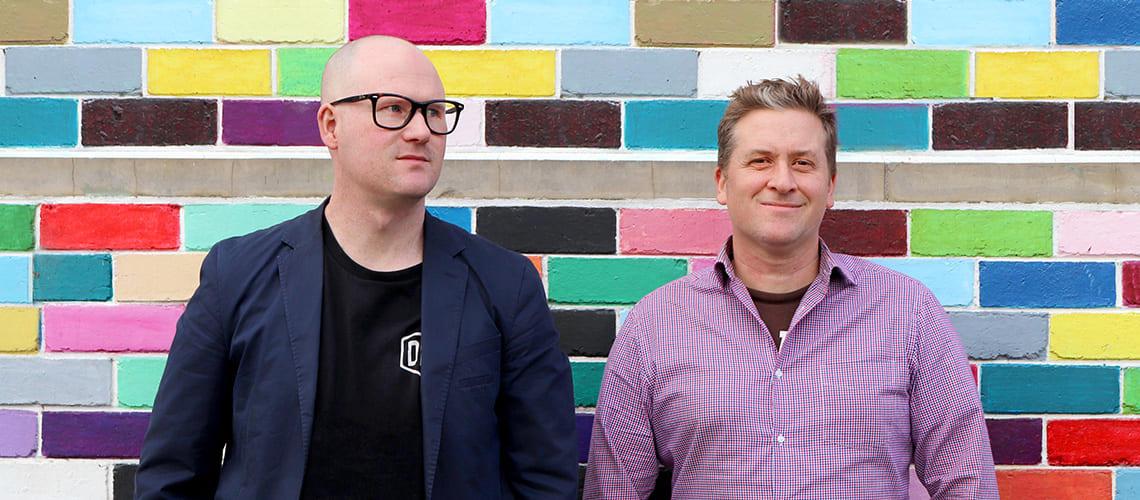 The Animals' Creative Partners Brendan Moore & Angus Williams