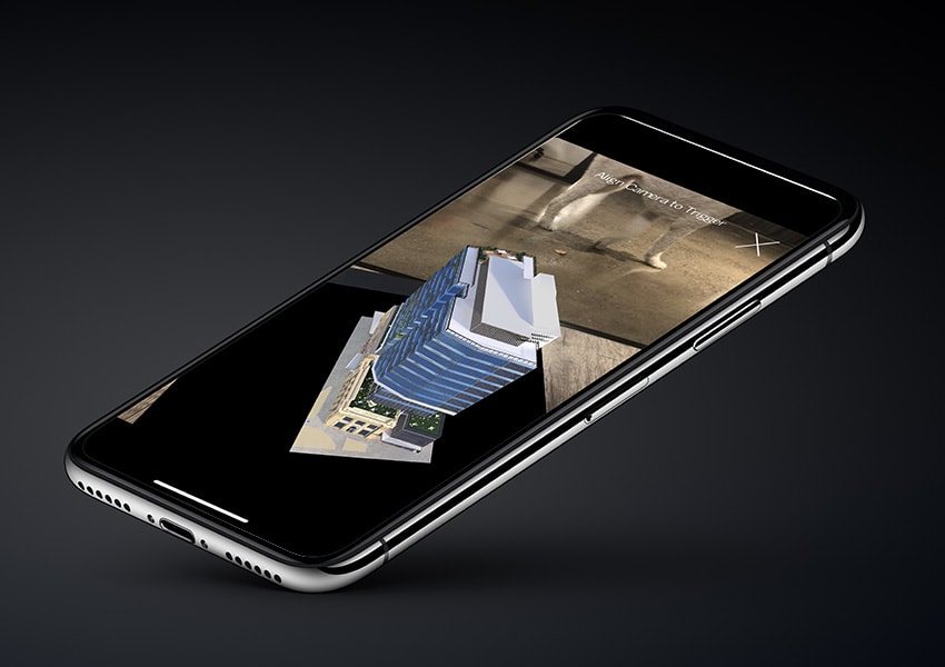 Property Marketing Augmented Reality Imagery QE