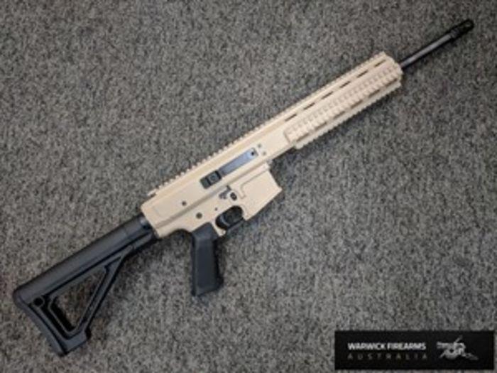 Warwick Firearms Wfa1 223rem