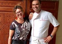 Courtyard Kitchen: A Pop Up Restaurant at El Fenn