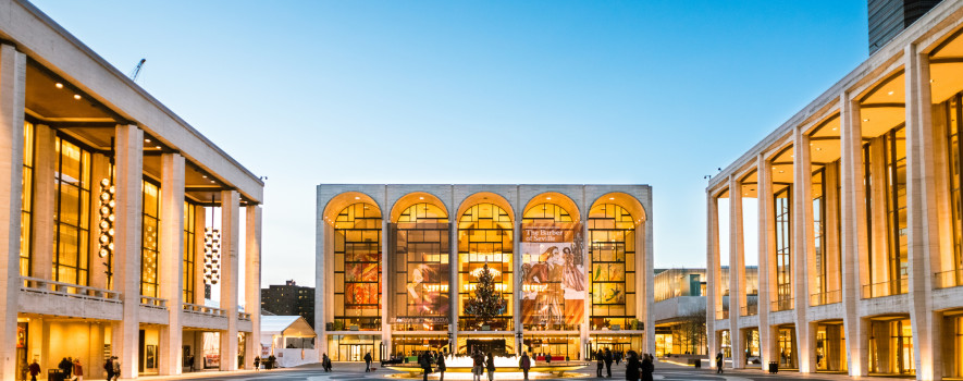 Lincoln Center Theater's André Bishop on New York Theater Now