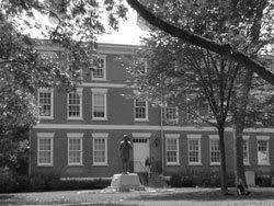 University of Georgia Old College