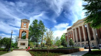 School Image: University of Alabama