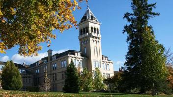 School Image: Utah State University