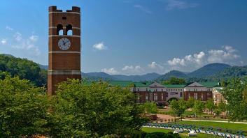 School Image: Western Carolina University