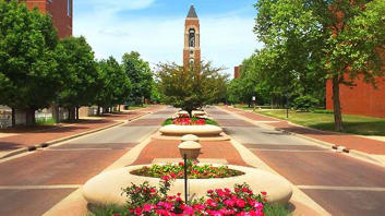 School Image: Ball State University
