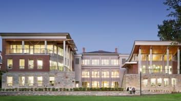 School Image: Champlain College