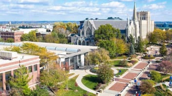 School Image: Creighton University