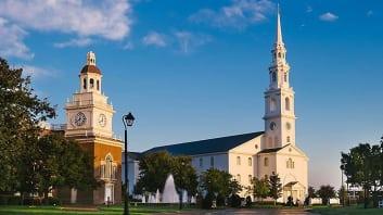 School Image: Dallas Baptist University