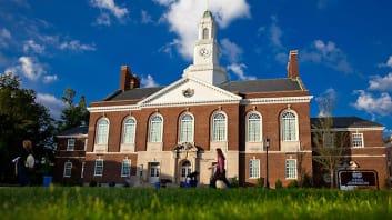 School Image: Eastern Kentucky University