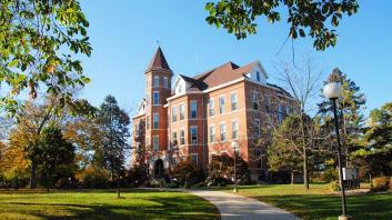 School Image: Huntington University