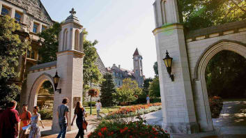 School Image: Indiana University–IU Online