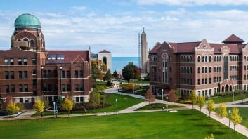 School Image: Loyola University Chicago, Loyola Online