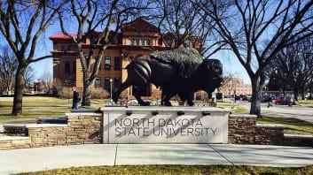 School Image: North Dakota State University