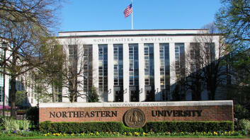 School Image: Northeastern University