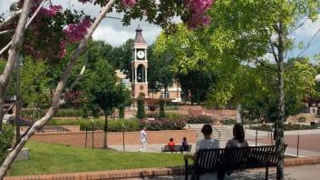 School Image: Sam Houston State University