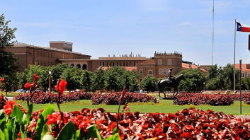 School Image: Texas Tech University