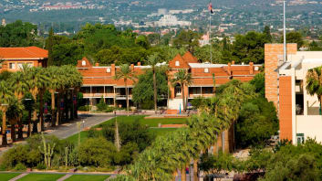 School Image: University of Arizona