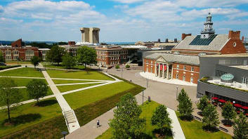 School Image: University of Cincinnati