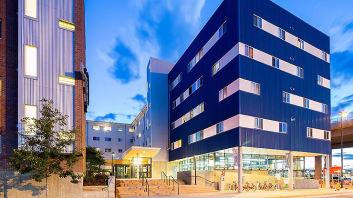 School Image: University of Colorado–Denver