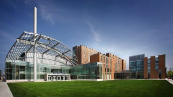 School Image: University of Illinois at Chicago