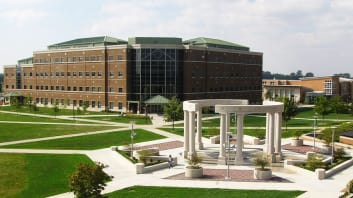 School Image: University of Illinois–Springfield