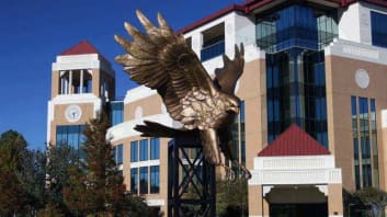 School Image: University of Louisiana at Monroe