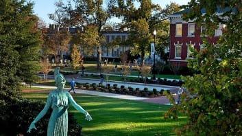 School Image: University of North Carolina at Greensboro