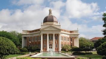 School Image: University of Southern Mississippi