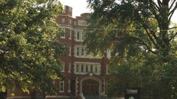 School Image: Webster University