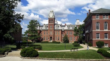 School Image: West Virginia University
