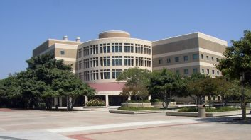 University of California Irvine, Irvine, California