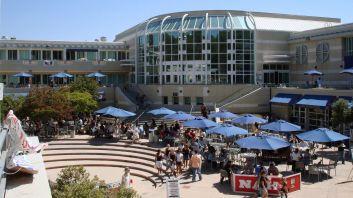 University of California San Diego, UCSD, California