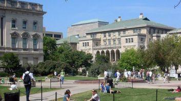 University of Wisconsin, Madison, Wisconsin