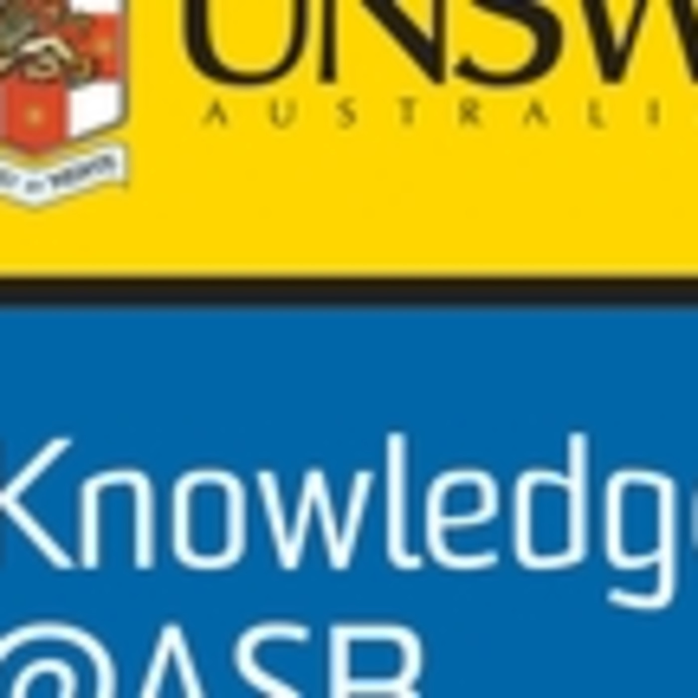 Knowledge@Australian School of Business by UNSW: The