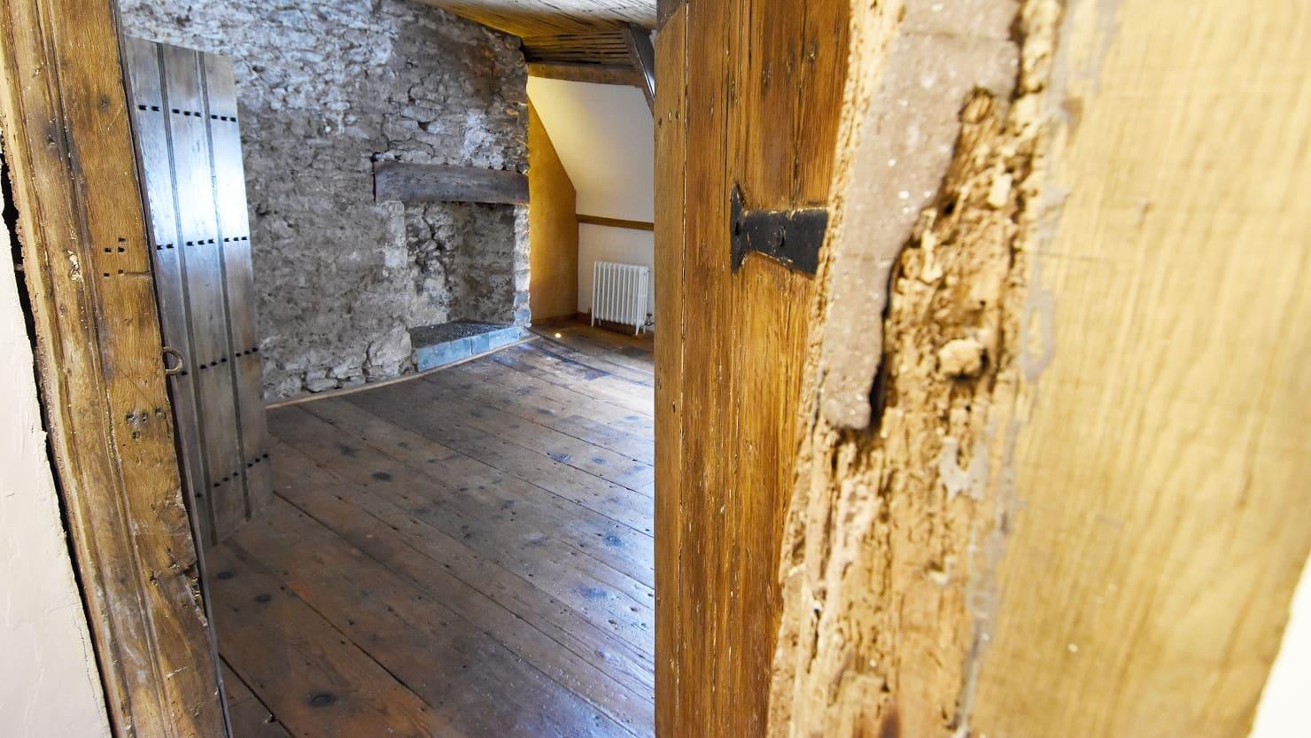Interior of Elizabethan House - second floor