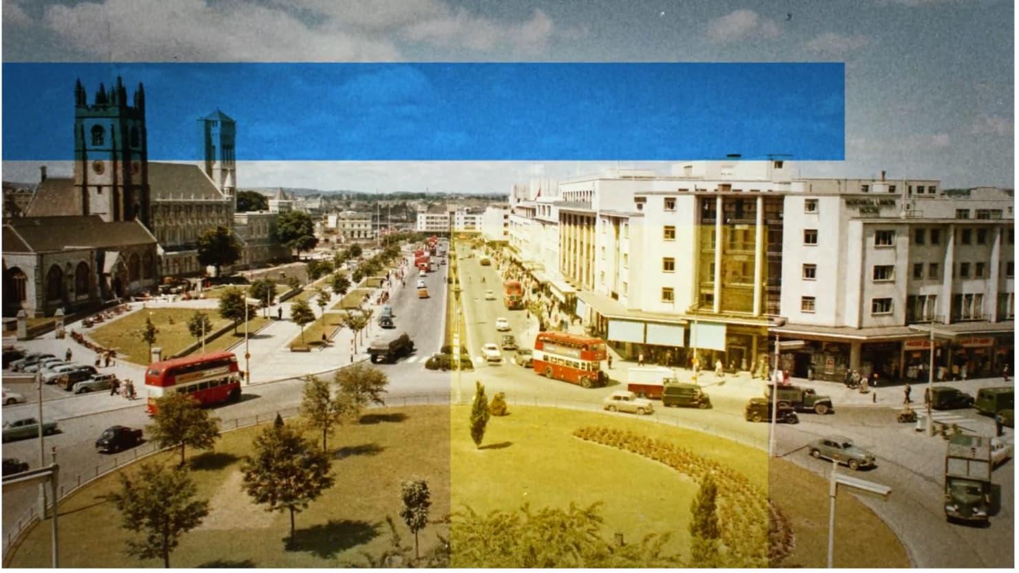 City centre screenshot