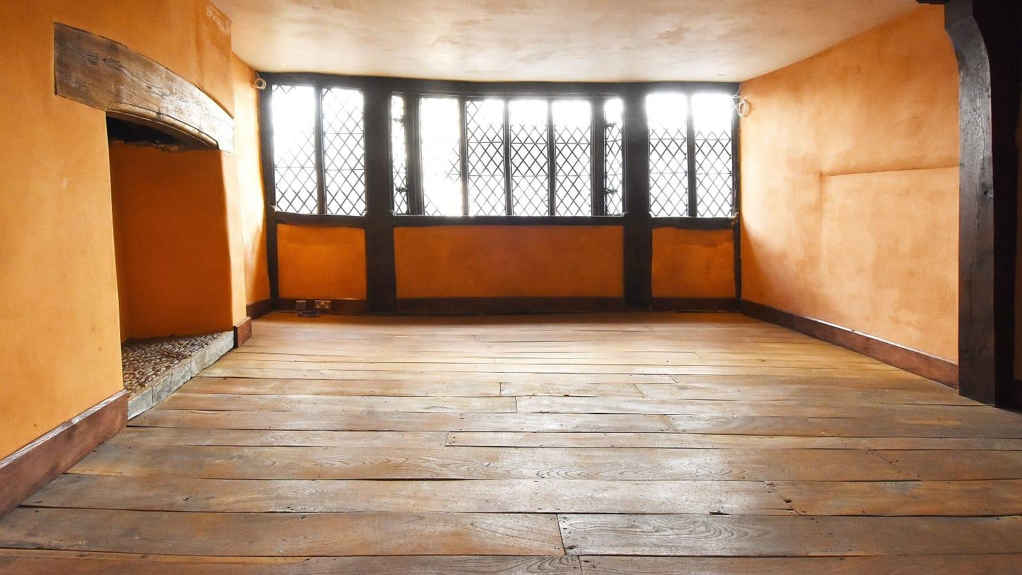 Interior of Elizabethan House - 1st floor