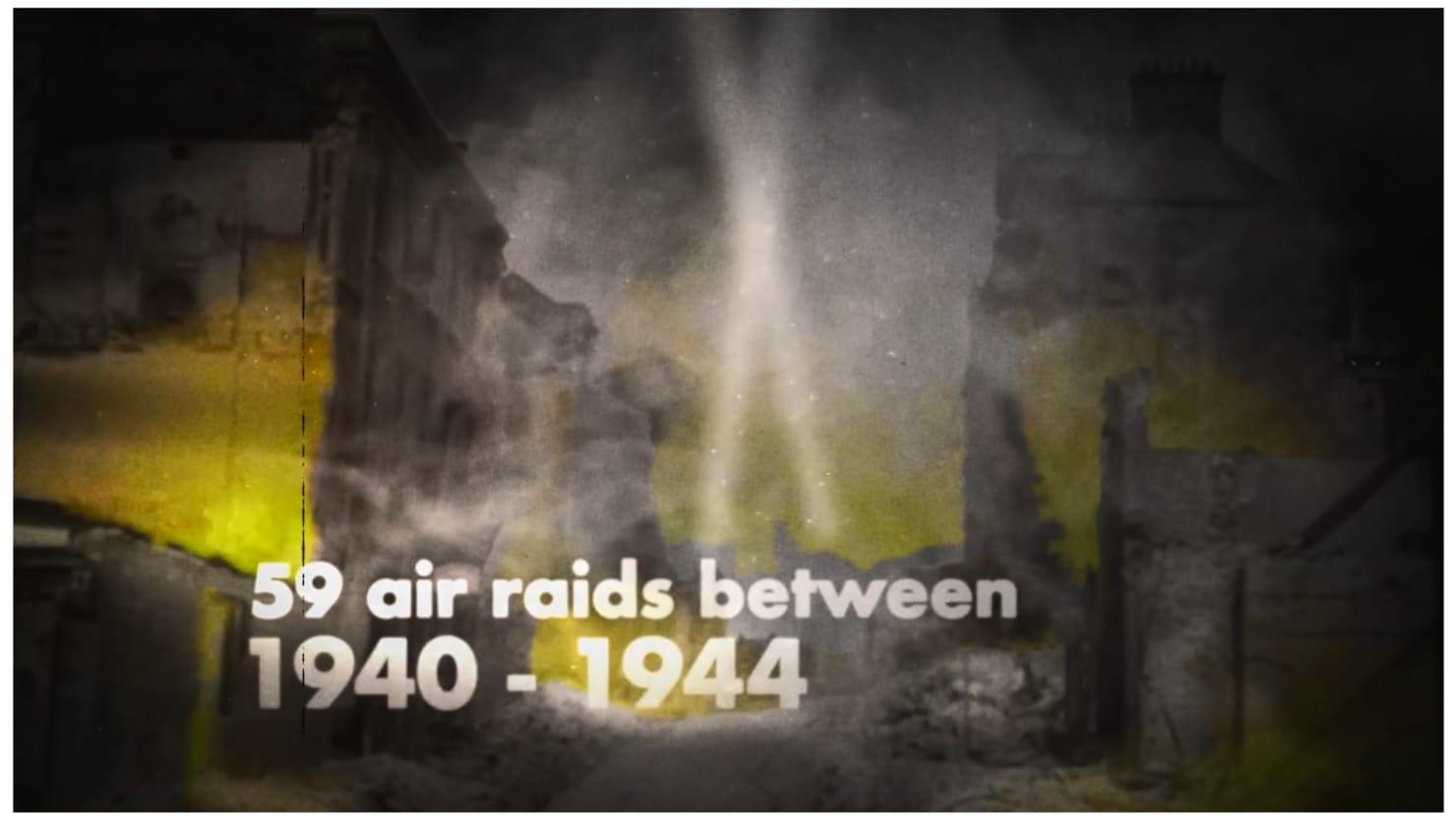 Air raids screenshot