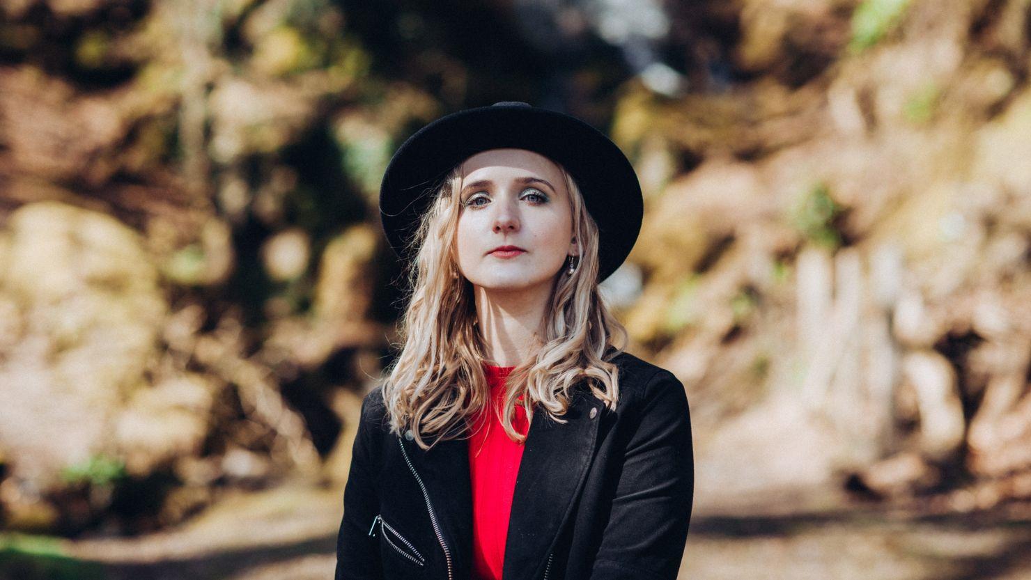 Singer-songwriter Kate Ferguson (aka 'Ethira')